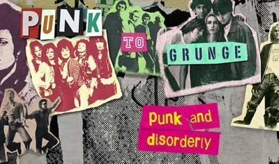 Punk To Grunge Feature Image - with logo