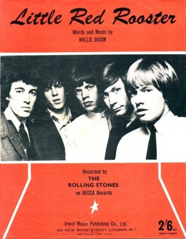 初めて全英シングル1位になったブルースの曲はローリング・ストーンズ