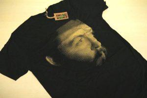 ポール・マッカートニー『ピュア・マッカートニー』ポール顔Tシャツ(表)