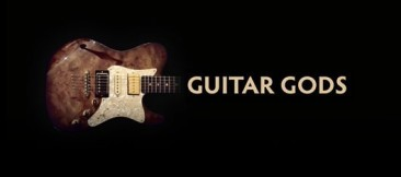 ギターの神々 – 至高のギタリスト達