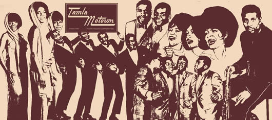 Motown - The Groups