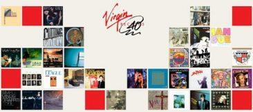 80年代のエレクトロニックを独占したヴァージンレコード