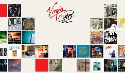 Virgin The Electric 80s