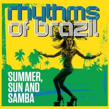 ブラジルのリズム – 夏、太陽、そしてサンバ