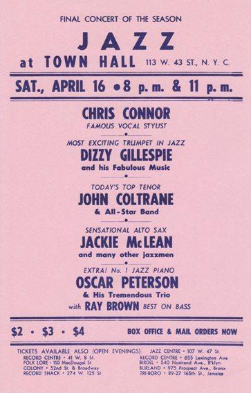 Dizzy Gillespie John Coltrane