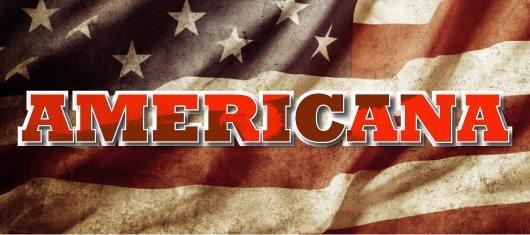 アメリカーナ:アメリカの田舎道の音楽