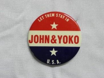 ジョン・レノンと国外退去命令