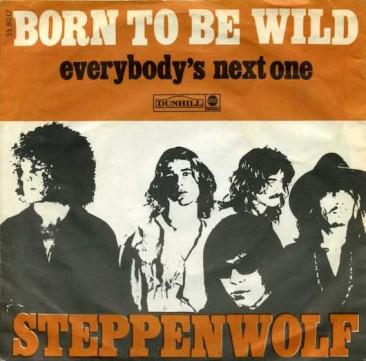 ステッペンウルフ、反乱のアンセム曲「Born To Be Wild」