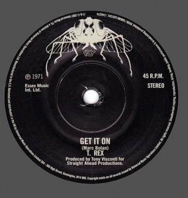 T.レックス、バンド2曲目の全英シングルチャート1位「Get It On」の制作秘話
