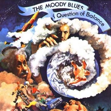 1970年夏、3週1位を記録したムーディー・ブルースの『A Question of Balance』