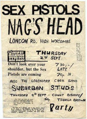 Pistols Nag's Head