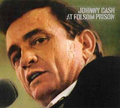 Johnny Cash - At Folsom Prison (Legacy Edition) - Front