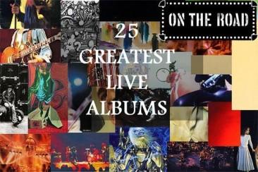 史上最高のライヴ・アルバム・ベスト25