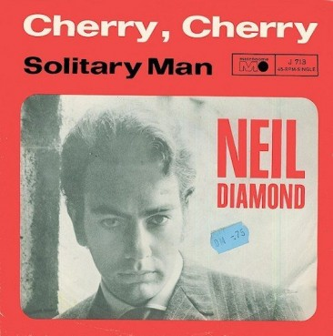 初のトップ40を飾ったニール・ダイアモンドの「Cherry Cherry」と「I'm A Believer」の不思議な関係