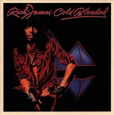 モータウンが全米R&Bチャートを制した1983年とリック・ジェームスの『Cold Blooded』