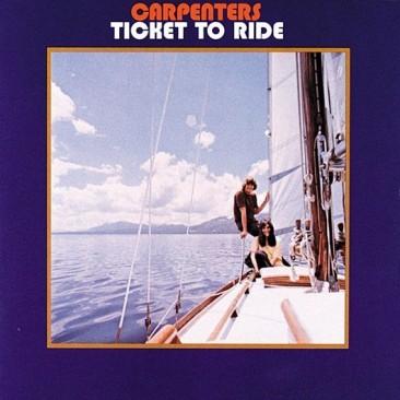 reDiscover:最初は『Offering』として発売されたカーペンターズの1stアルバム『Ticket to Ride(邦題:涙の乗車券)』