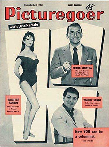 580300 Picturegoer Sinatra