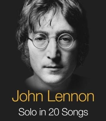 ジョン・レノンのソロ楽曲20曲