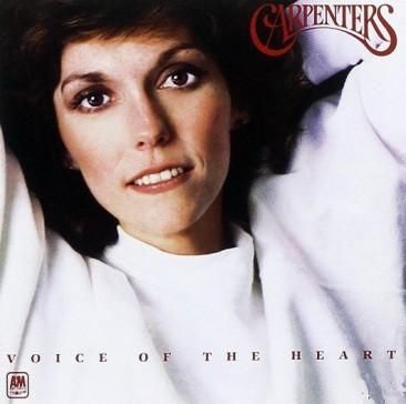 reDiscover:カレンの死後最初に発売されたカーペンターズの『Voice of The Heart』
