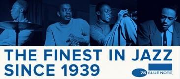 ブルーノート:1939年以降のジャズ最高峰レーベル