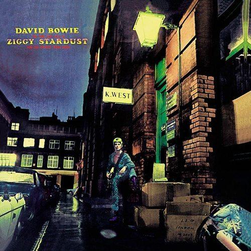 8. Ziggy Stardust