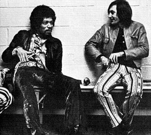 CW Jimi Hendrix