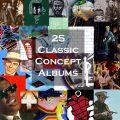 コンセプト・アルバムのベスト25枚