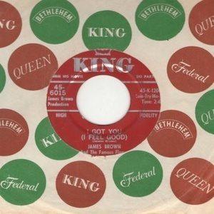 James Brown single