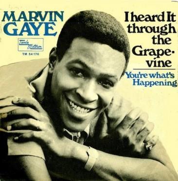 マーヴィン・ゲイがもう一度録音した「I Heard It Through The Grapevine」