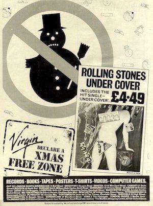 Stones Virgin