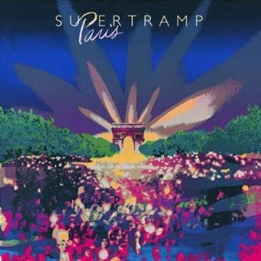 スーパートランプ大ヒットとなったフランスでのライブ盤『Paris』