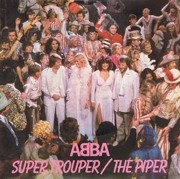 離婚をものともせず全英シングル1位となったアバの「Super Trouper」