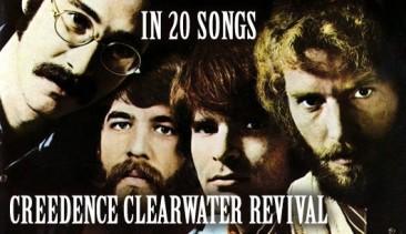 クリーデンス・クリアウォーター・リヴァイヴァルの20曲:3年で18曲がチャート入りした脅威のバンド