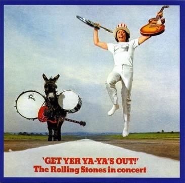 1969年のストーンズのツアーと『Get Yer Ya-Ya's Out!』
