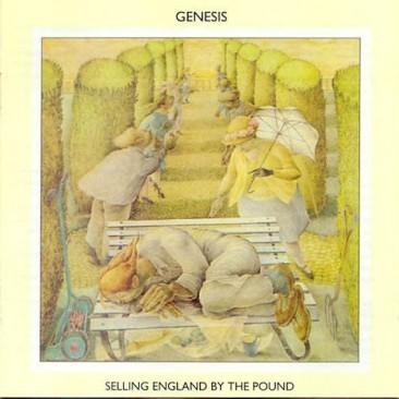 ジェネシスが全米チャートに初登場した『Selling England By The Pound /月影の騎士』