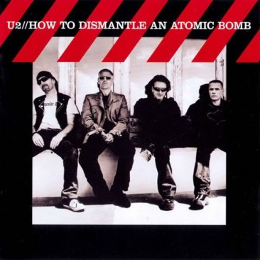 U2『How To Dismantle An Atomic Bomb』