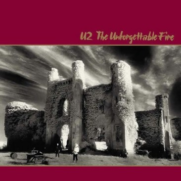 U2『The Unforgettable Fire』