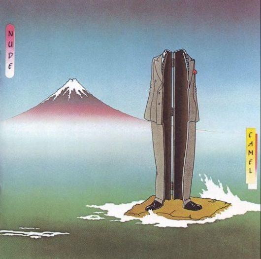 最後の軍人、小野田寛郎に基づいたキャメルのコンセプト・アルバム『Nude』
