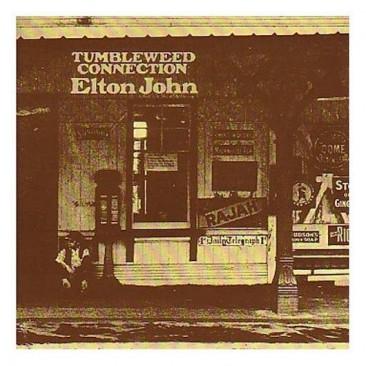 エルトン・ジョンの『Tumbleweed Connection』