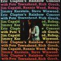 友人の助けでヘロイン中毒から人生を取り戻したクラプトン『Eric Clapton's Rainbow Concert』