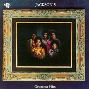 1972年の元旦にチャート・インしたジャクソン5の『Greatest Hits』