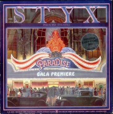 全米1位、アルバム・ツアーの宣伝費だけで100万ドルかけたスティクスの『Paradise Theatre』