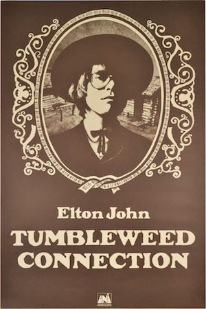 Tumbleweed Connection poster