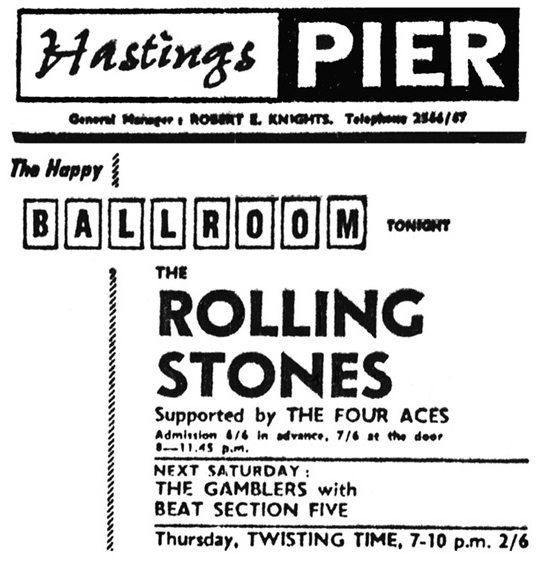 stones advert