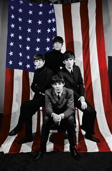 1964年2月、ザ・ビートルズが遂にアメリカに上陸した