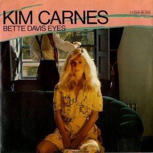 Bette Davis Eyes