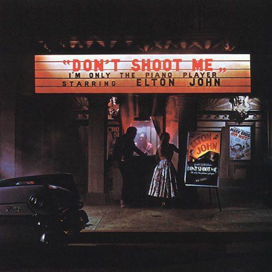 最も長く1位に在位したエルトン・ジョンのスタジオ・アルバムは?