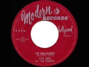 エタ・ジェイムス、4週間連続でR&B1位となった「The Wallflower」 - uDiscover