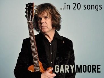 ゲイリー・ムーアの20曲:北アイルランド出身のギター・ヒーロー