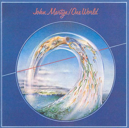 10年間かけてジョン・マーティンが『One World』で全英チャート・デビュー